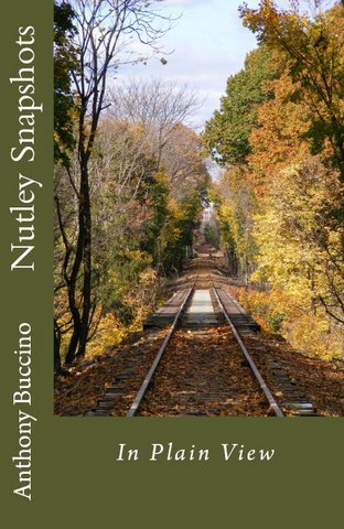 Nutley Snapshots In Plain View, Volume 1 by Anthony Buccino